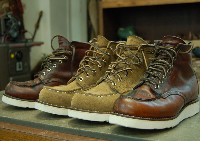 Servis Red Wing